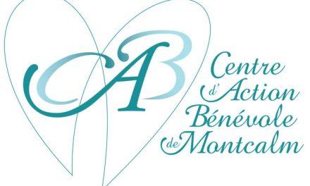 COVID-19 : le Centre d'action bénévole Montcalm suspend une grande partie de ses activités