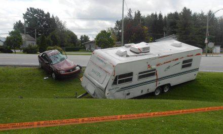 La route fait deux blessés graves à Saint-Thomas