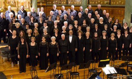 Reprise des répétitions pour Les Chanteurs de la Place Bourget