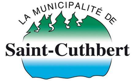 Programme Réhabilitation du réseau routier local – Québec accorde une aide financière de plus de 590 000 $ à la Municipalité de Saint-Cuthbert