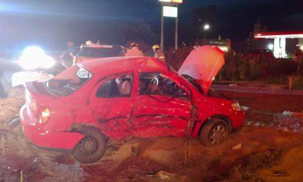 Un accident fait cinq blessés à Saint-Jacques