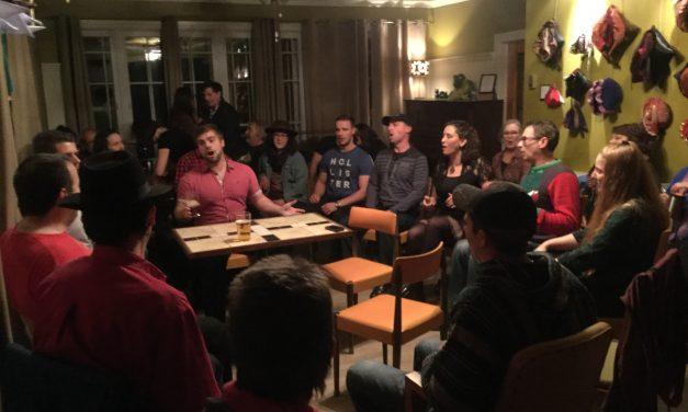 Samedi 11 janvier 2020: Veillée de chanson traditionnelle au CRAPO