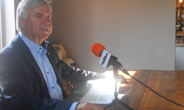 Le maire Alain Beaudry annonce ses orientations pour le prochain mandat