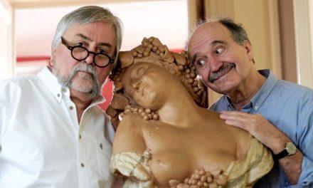 Le Duo Brou Couton en spectacle le 7 octobre au CRAPO