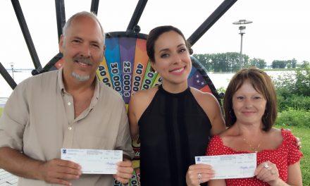 Une Lavaltroise a remporté 30 000 $ à la loterie Roue de fortune chez vous!