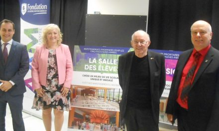 Campagne majeure de financement : l'Académie Antoine-Manseau souhaite amasser 1 M$