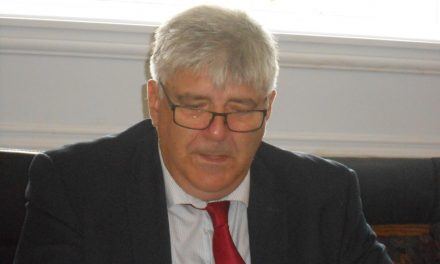 Denis Laporte tire sa révérence à Crabtree