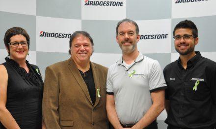 Bridgestone : un engagement renouvelé pour la persévérance scolaire dans la région