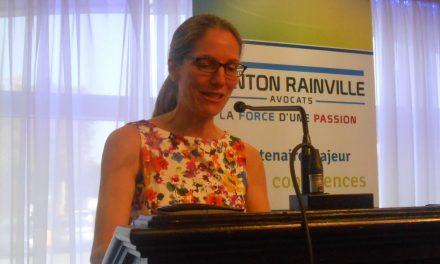 Le parcours inspirant de la Dr Sarah Marolais
