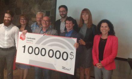 Objectif d'un million$ pour la campagne 2017 de Centraide Lanaudière