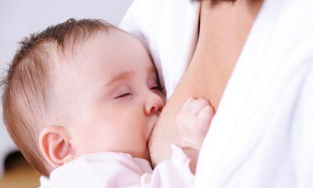 Le lait maternel :  un aliment fait pour le nouveau-né et le nourrisson