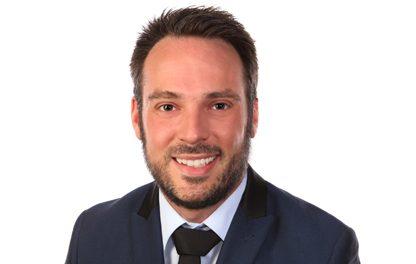 Steven Lafortune se joint à l'équipe de la Chambre de Commerce du Grand Joliette