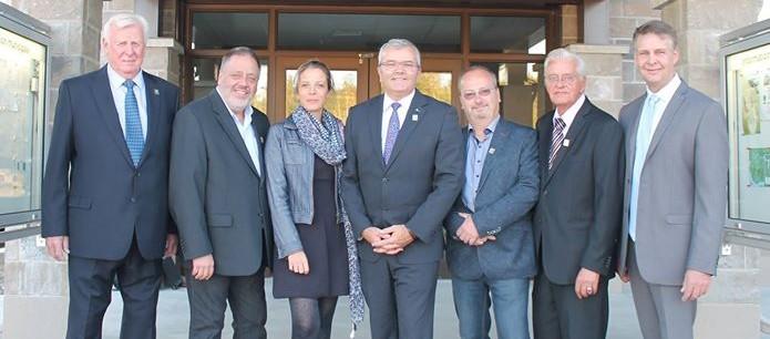 Sylvain Breton veut un troisième mandat à la mairie d'Entrelacs