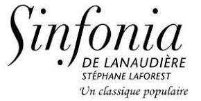 10e grand souper-concert au profit de la Sinfonia de Lanaudière