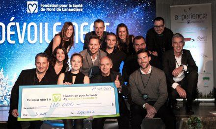 Franc succès de la soirée-bénéfice Expériencia pour la Fondation pour la Santé