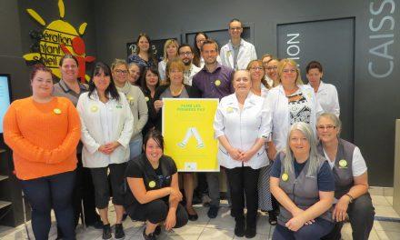 Deux nouvelles Pharmacies éco+responsables dans la MRC de Montcalm avec Maillon Vert
