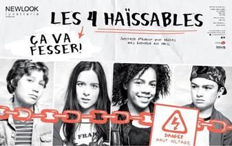 Les 4 Haïssables seront en spectacle à Saint-Côme le 11 novembre