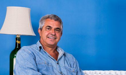 Michel Dubé, candidat indépendant dans le district 3 de Saint-Damien