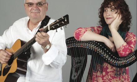 Máire Ní Chathasaigh et Chris Newman en spectacle le 28 octobre au CRAPO