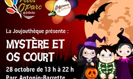Grande fête de l'Halloween au parc Antonio-Barrette!