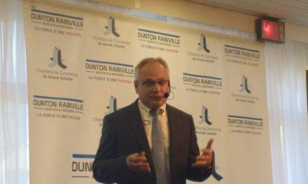 Sylvain Toutant présente les tendances et les perspectives dans le commerce du détail