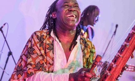 6 à 8 avec Zal Sissokho en solo le 3 novembre au CRAPO