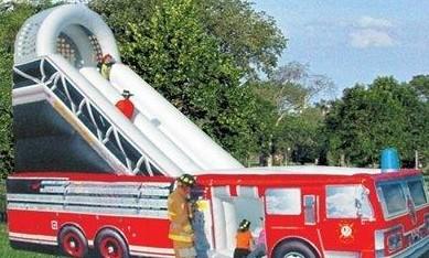 Le samedi 14 octobre, c'est à la caserne d'incendie de Saint- Charles-Borromée que ça se passe!