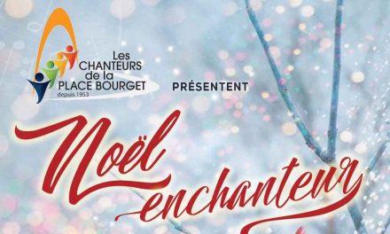 Concert de Noël des Chanteurs de la Place Bourget