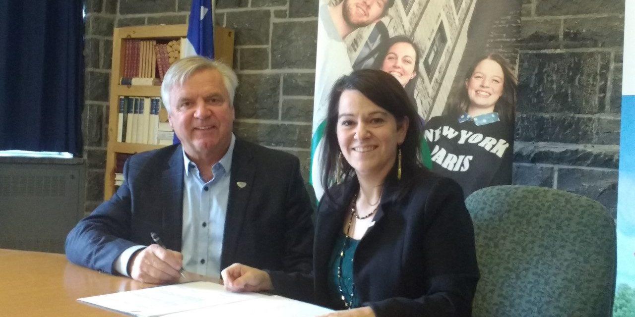 Joliette et le Cégep à Joliette s'entendent pour la relance de la programmation aquatique