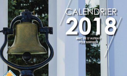 Le calendrier des collectes de la MRC sera déposé dans les bureaux municipaux