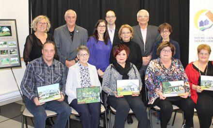 La 24e remise des prix Notre-Dame-des-Prairies en fleurs récompense les efforts horticoles