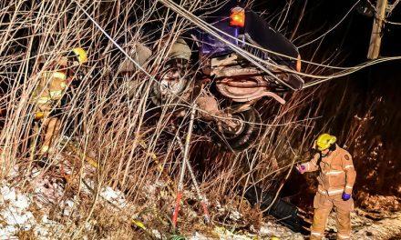 Grave accident de la route à Saint-Lin-Laurentides