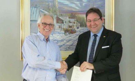 Programme d'infrastructures Québec-Municipalités – Le gouvernement du Québec octroie près de 360 000 $ pour le remplacement de conduites d'eau à Saint-Jacques