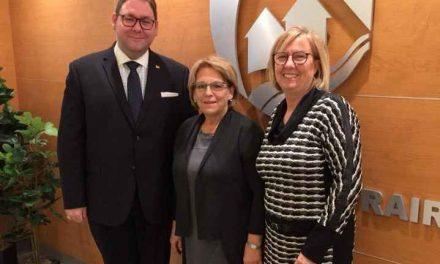 Québec accorde une aide financière de plus de 399 000 $ à la Ville de Notre-Dame-des-Prairies