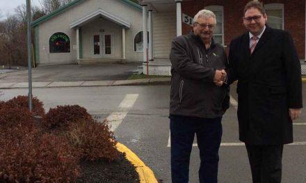 Québec accorde une aide financière de plus de 725 000 $ à la Municipalité de Saint-Esprit