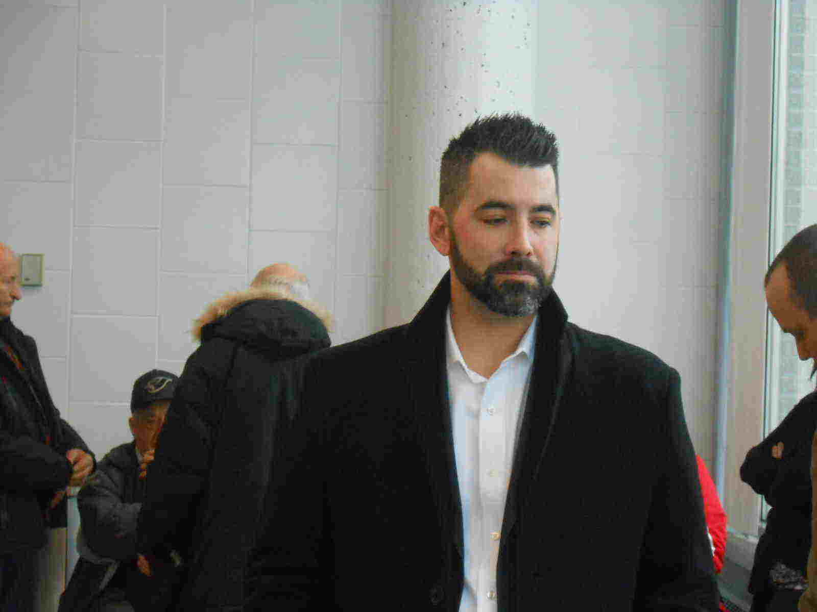 Guillaume St-Louis coupable