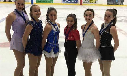 Nos Étoiles d'Argent s'illustrent lors des Finales Régionales tenues à Saint-Lin-Laurentides