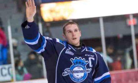 Olivier Galipeau échangé à Acadie-Bathurst