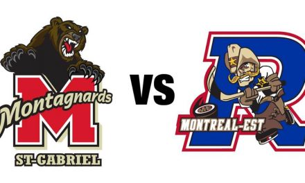Les Montagnards s'inclinent contre Montréal-Est