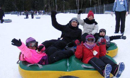 Relevez le Défi hivernal Louis-Cyr: Journée d'activités aux Super Glissades Saint-Jean-de-Matha