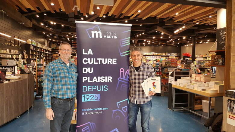 Première édition du Rendez-Vous Littéraire de Lanaudière!