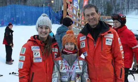 Deux médailles d'or pour Alice Lebel