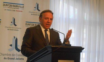 François Legault présente sa vision du Québec