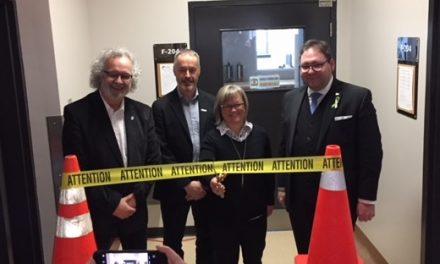 Le Cégep régional de Lanaudière à Joliette inaugure les nouveaux laboratoires du programme de Technologie du génie civil