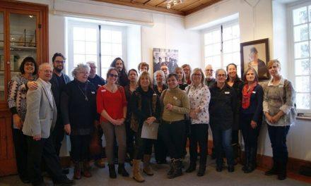 Remise des prix de l'exposition-concours de groupe 2018 à Maison et jardins Antoine-Lacombe