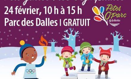 Fête givrée : les Olympiques à Joliette!
