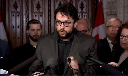 Gabriel Ste-Marie quitte le Bloc Québécois
