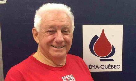 Le maire récidive avec une deuxième collecte de sang en son nom