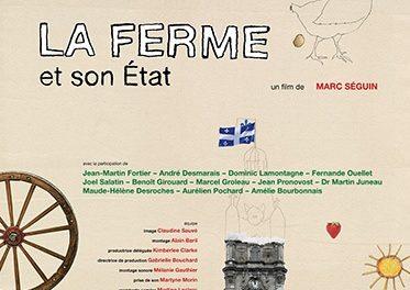 Le Mouvement Écologique Mathalois (M.E.M.) présente La ferme et son état au CINÉ-BLABLA.