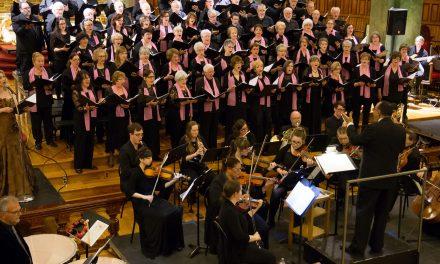 Concert anniversaire des Chanteurs de la Place Bourget